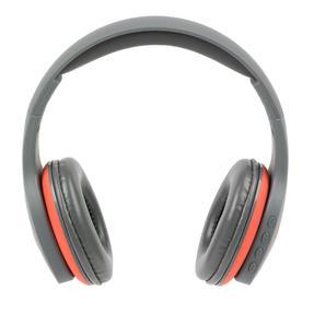 Intempo EE1178SGRYCORSTKEU Active Wireless Bluetooth Foldable Headphones, Grey/Coral Thumbnail 3