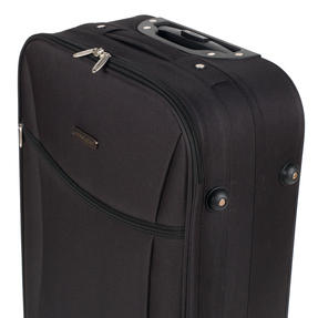 "Constellation Eva 3 Piece Suitcase Set, 18/24/28"", Black Thumbnail 10"