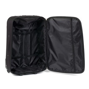 "Constellation Eva 3 Piece Suitcase Set, 18/24/28"", Black Thumbnail 12"