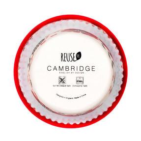 Cambridge COMBO-4794 Polka Dot Garden Bamboo Eco Travel Mugs, Set of 2 Thumbnail 6