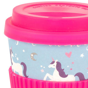 Cambridge COMBO-4795 Magic Unicorn Eco Travel Mugs, Set of 2 Thumbnail 6