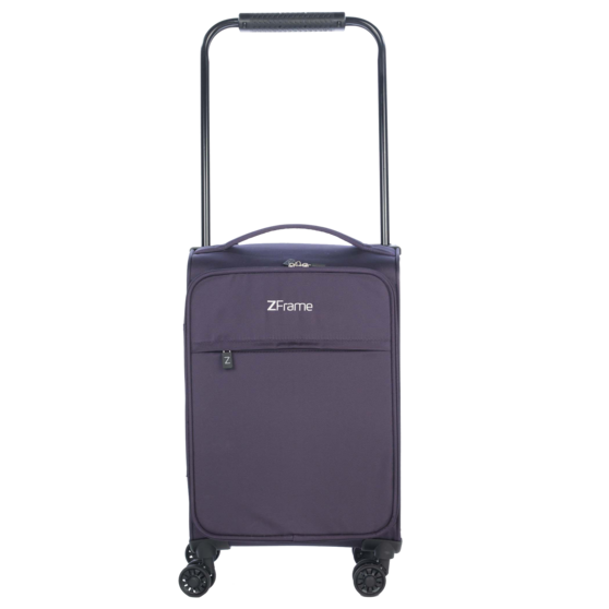 "ZFrame 18"" Small 4 Double Wheel Suitcase, 1.98 kg, 30 Litre"
