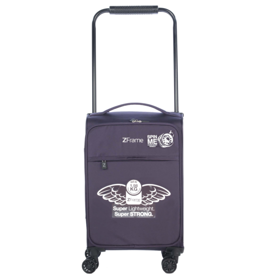 "ZFrame 18"" Small 4 Double Wheel Suitcase, 1.98 kg, 30 Litre Thumbnail 2"