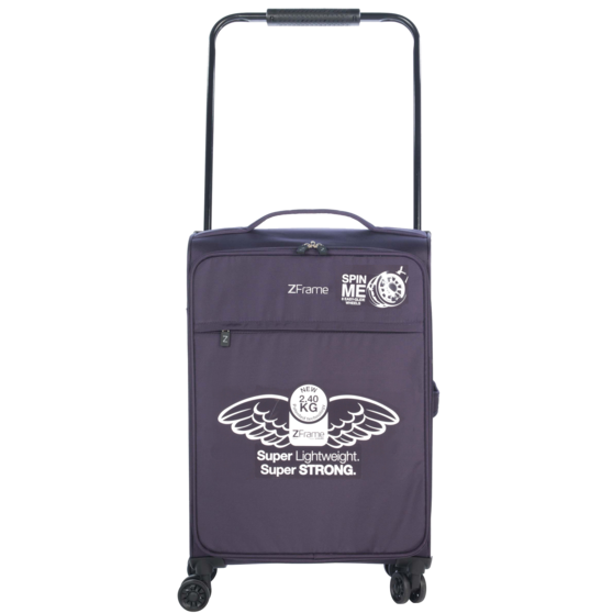 """ZFrame 22"""" Medium 4 Double Wheel Suitcase, 2.48 kg, 51 Litre Thumbnail 2"""