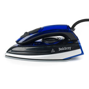 Beldray BEL0760 Space Saving Compact Travel Iron with Dual Voltage, 1000 W