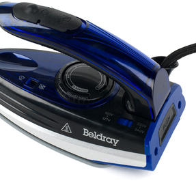 Beldray BEL0760 Space Saving Compact Travel Iron with Dual Voltage, 1000 W Thumbnail 3