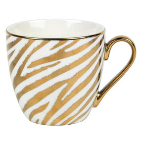 Cambridge CM06548 Kendal Jungle Zebra Fine China Mug