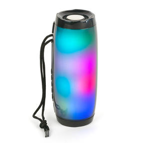 Intempo EE4878BLKSTKUK Rechargeable Bluetooth LED Light up Speaker for iPhone, Android and Other Smart USB Devices Thumbnail 2