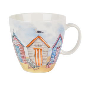 Cambridge Harrogate Seaside Padstow Fine China Mug Thumbnail 1