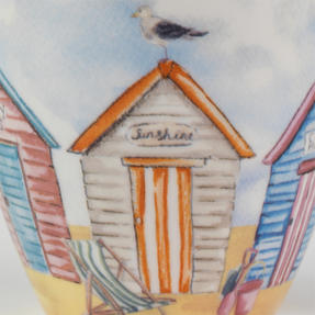 Cambridge Harrogate Seaside Padstow Fine China Mug Thumbnail 2