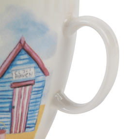 Cambridge Harrogate Seaside Padstow Fine China Mug Thumbnail 3