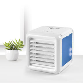 Kleeneze KL3139FSDUEU Ice Cube Mini Table Top Air Cooler, 600 ml, 5 W, White  Thumbnail 4
