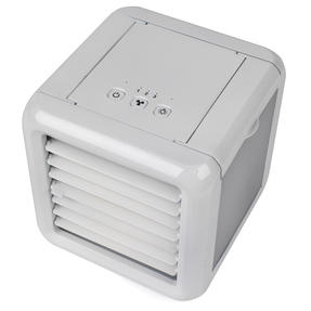 Kleeneze KL3139FSDUEU Ice Cube Mini Table Top Air Cooler, 600 ml, 5 W, White  Thumbnail 6