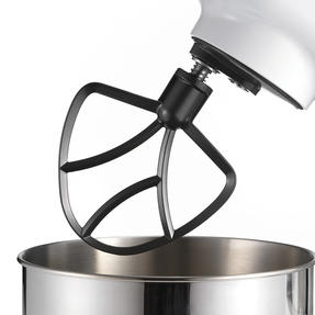 Morphy Richards 400020 Stand Mixer with Attachments, White Thumbnail 4