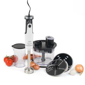Morphy Richards 402054 Hand Blender Workcentre, Eight Speed Levels