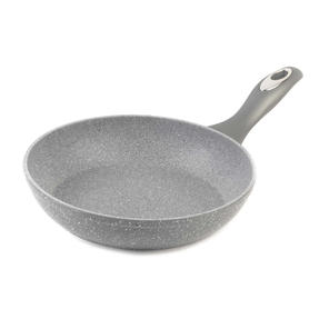 Salter COMBO-4866 Marble Collection Non-Stick 28 cm Frying Pan with Defrosting Tray, Grey | No Electricity, Microwave or Hot Water Required for Defrosting Thumbnail 2