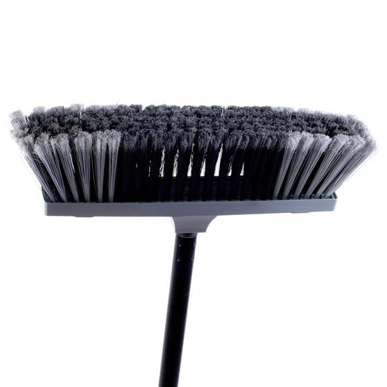Beldray Tulip Cleaning Floor Brush Broom, 120 cm, Grey Thumbnail 4