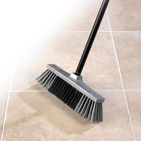 Beldray LA030474SIL Tulip Cleaning Floor Brush Broom, 120 cm, Grey Thumbnail 3