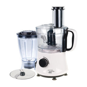 James Martin by Wahl ZX835 Compact Food Processor, 500 W, White