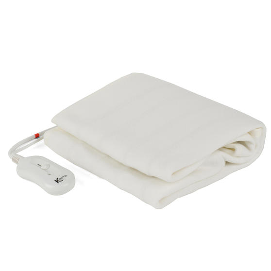 Machine Washable Single Electric Heated Under Blanket