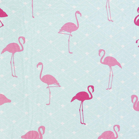 Beldray Large Reversible Ironing Board Replacement Cover, 137 x 45 cm, Flamingo/Diamond Thumbnail 3