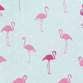 Beldray LABEL58850FLAEU Large Reversible Ironing Board Replacement Cover, 137 x 45 cm, Flamingo/Diamond Thumbnail 3