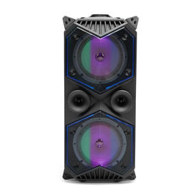 Intempo EE4934STKEU Portable Party LED Speaker for Smartphones