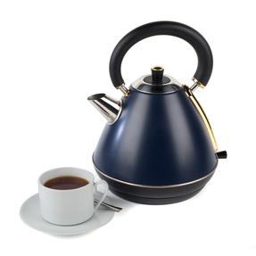 Salter Pyramid Kettle,3 kW,  Navy/Gold Thumbnail 3