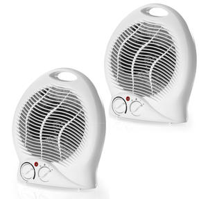 Beldray COMBO-5016 Fan Heater and Cooler, 1000 W/2000 W, Set of 2