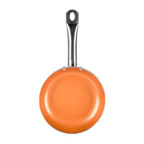 Salter COMBO-4760 20cm Copper Non-Stick Wok and Frying Pan Set, 20cm/28cm Thumbnail 7