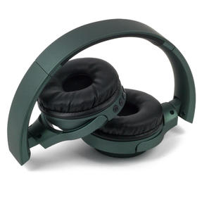Intempo EE4661GRNSTKEU Urban WDS180 Wireless Bluetooth Foldable Headphones, Green Thumbnail 5