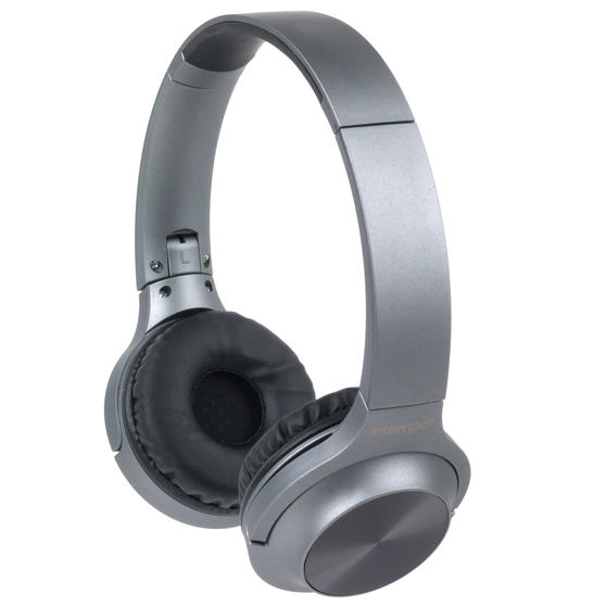 Intempo EE4661GRYSTKEU Urban WDS180 Wireless Bluetooth Foldable Headphones, Grey