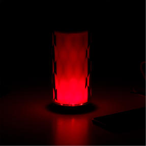 Intempo EE4724BLKSTKEU Galaxy WDS82 LED Colour-Changing Crystal Wireless Bluetooth Speaker Thumbnail 9