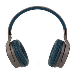 Intempo EE4805BLUSTKEU Opulence WDS25 Wireless Bluetooth Headphones, Gold/Navy Thumbnail 2
