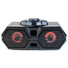 Intempo EE4469STKEU Rechargeable Bluetooth LED Party Speaker for iPhone, Android and Other Smart USB Devices Thumbnail 4