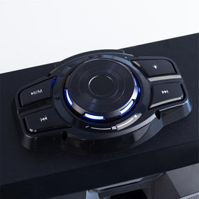 Intempo EE4469STKEU Rechargeable Bluetooth LED Party Speaker for iPhone, Android and Other Smart USB Devices Thumbnail 8