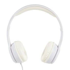 Intempo EE3778WHTGLDSTKUK Clarity Folding Headphones with Adjustable Headband, 3.5 mm Stereo Jack, 1.3 m Cable Length Thumbnail 2