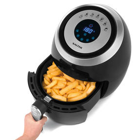 Salter COMBO-4949 XL Digital Hot Air Fryer with 3 in 1 Prep Cutter, 1500 W, 4.5 L Thumbnail 5