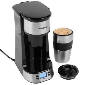Salter EK2732 Digital Coffee Maker to Go, 420 ml Thumbnail 1