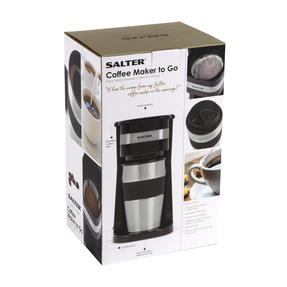 Salter Digital Coffee Maker to Go, 420 ml Thumbnail 10