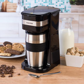 Salter COMBO-4773 Digital Coffee Maker to Go and Coffee & Spice Grinder Thumbnail 4