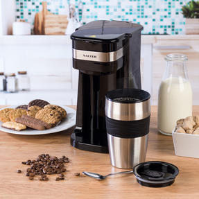 Salter COMBO-4773 Digital Coffee Maker to Go and Coffee & Spice Grinder Thumbnail 6