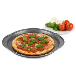 Russell Hobbs RH00535GERMANY Metallic Marble Pizza Pan Thumbnail 1