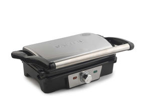 Salter EK2132N Marble Collection Health and Panini Grill, Grey Thumbnail 3