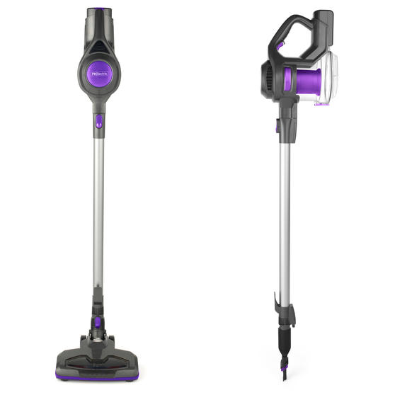 Prolectrix EF0776BGP 2 in 1 Cordless Pro Vacuum Cleaner, 100 W