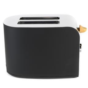 Salter EK3618BLACK Skandi 2-Slice Toaster, Black Thumbnail 3