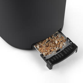 Salter EK3618BLACK Skandi 2-Slice Toaster, Black Thumbnail 5