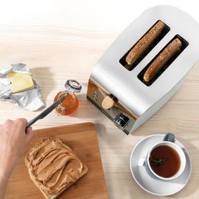 Salter EK3618GRY Skandi 2-Slice Toaster, Grey Thumbnail 8