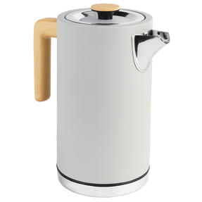 Salter EK3564GRY Skandi 3 kW and 1.7 litre Jug Kettle, Grey Thumbnail 1