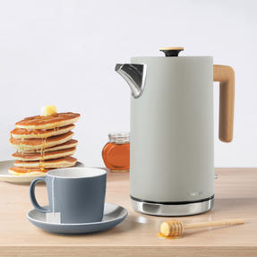 Salter EK3564GRY Skandi 3 kW and 1.7 litre Jug Kettle, Grey Thumbnail 2